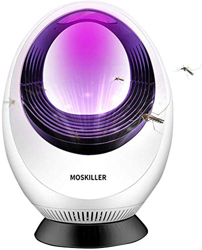 WANY No Hay radiación Segura USB Powered Electric Mosquito Insect Killer Lamp Fly Trap Indoor Home,Mosquito Killer Lamp