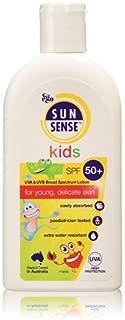 sunsense toddler milk sunscreen spf50 125ml