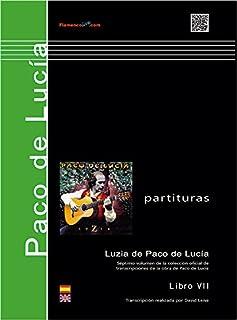 Amazon.es: partituras de paco de lucia