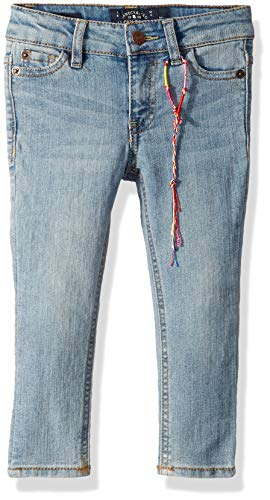 Lucky Brand Big Girls' Zoe Denim Jean, Tori wash, 16
