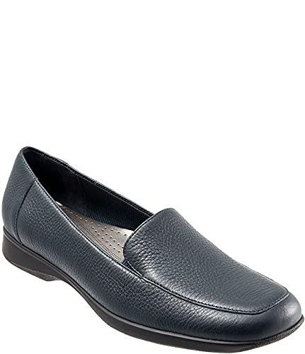 [トロッターズ] シューズ 29.0 cm パンプス Jenn Slip-On Leather Loafers Navy レディース [並行輸入品]