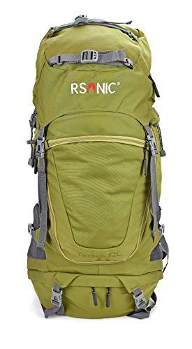 TruWare RSonic wandelrugzak reisrugzak 80 liter trekkingrugzak regenbescherming campingrugzak H2O