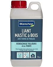 Blanchon Holzkitt - kleurloos 1 litre