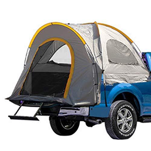 LUKUCEA Tienda de Campaña Pickup Camionetas Premium para 2 Personas Impermeable hasta 3000 mm de Columna de Agua con Ventilación Avanzada y Diseño Duradero Camping y Festivales,Small
