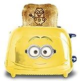 Uncanny Brands Minions Dave 2-Slice Toaster- Toast Iconic Minion on Your Toast