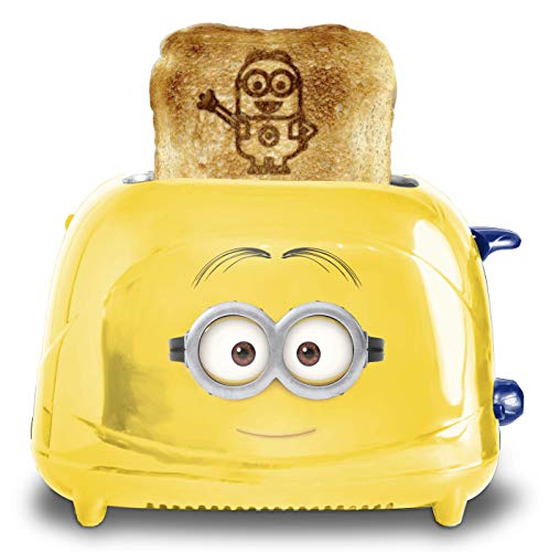 Minions Dave 2-Slice Toaster