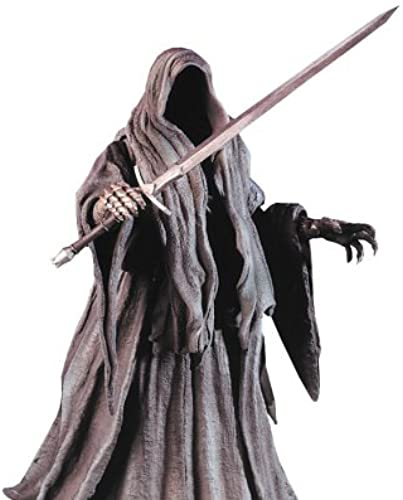 Lord of the Rings-Fellowship of the Ring-Witch King Ringwraith action figure w accessories