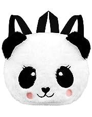 Toddler Backpack Mini Kid Backpack – Panda Preschool Backpack, Plush Animal Backpack for Kid Gift