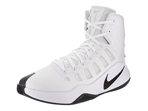 Nike Men's Hyperdunk 2016 TB Basketball Shoes 844368 100 White Size 7.5