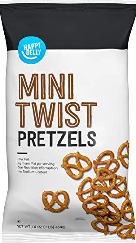 Happy Belly Pretzels Mini Twist 16oz