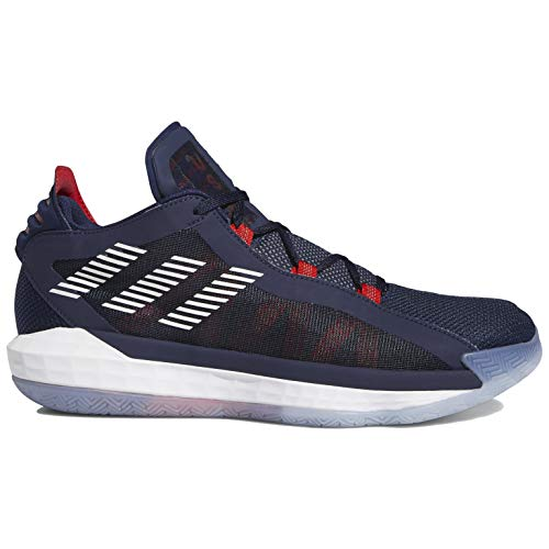 adidas Dame 6 Mens Basketball Shoe Fy0871 Size 10