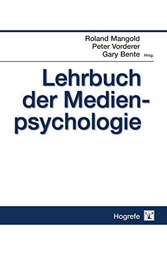 Lehrbuch der Medienpsychologie