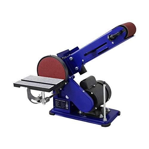T-Mech Bandschleifmaschine Schleifmaschine Standschleifer Tellerschleifer Schleifgerät Bandschleifmaschine Bandschleifer Holzschleifmaschinen Schleifmaschinen Schleifscheiben Schleifbänder