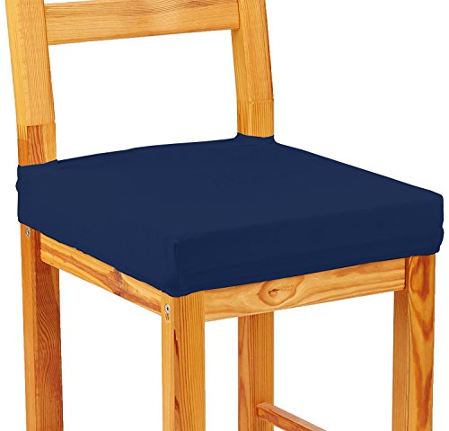 Pack de 2 Fundas de Asiento para silla modelo BIMBA, color AZUL...