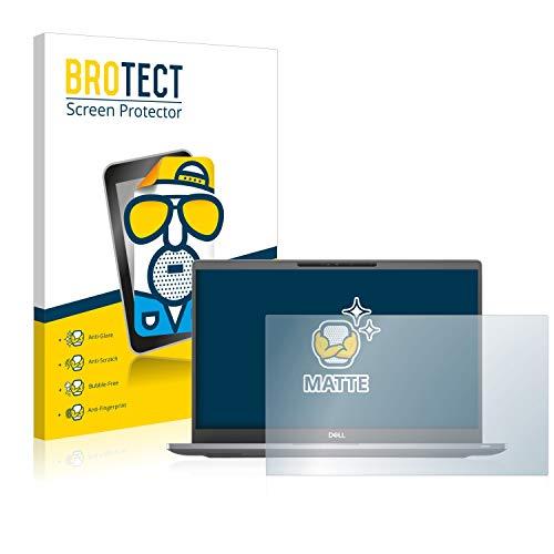 BROTECT Entspiegelungs-Schutzfolie kompatibel mit Dell Latitude 7400 Non-Touch Bildschirmschutz-Folie Matt, Anti-Reflex, Anti-Fingerprint