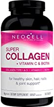 Super Collagen Super Collagen + C Supplement (360Count), 360Count (Packaging may Vary)