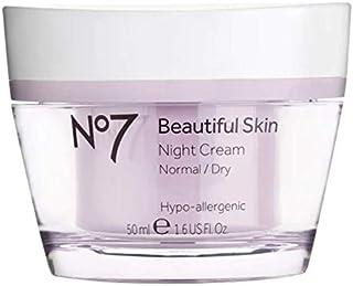 No7 Beautiful Skin Night Cream For Normal/Dry Skin 50Ml by