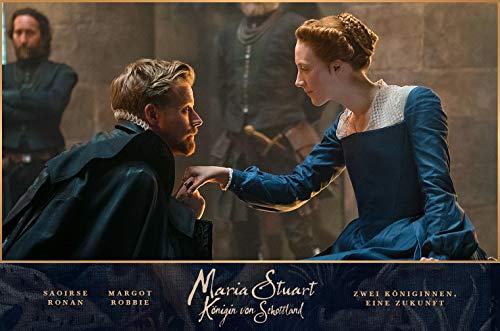 Maria Stuart, Königin von Schottland (4K Ultra HD) (+ Blu-ray 2D)