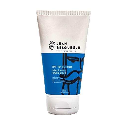 Crème à raser - Mousse à raser assouplit le poil, protège et apaise la peau - Aloe Vera Bio, Huile de Coco, Beurre de Karité 100% naturels, Vitamine E - 100% français