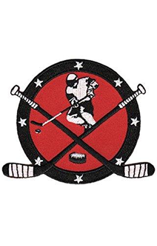 MAREL Patch SPORTS Hockey Aufnäher Patches Stickerei Replica cm 8,50x 6,50