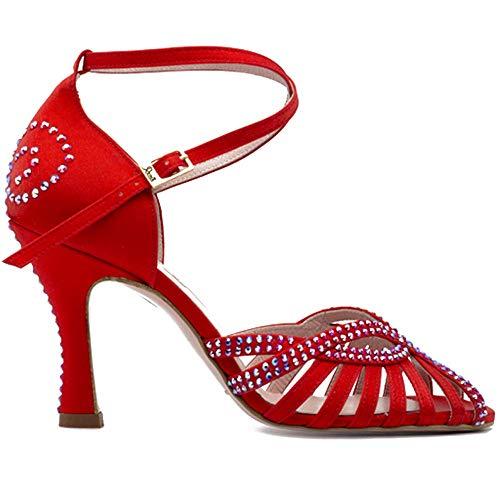 Manuel Reina - Sandalias para Mujer, Zapatos de Tacón Mujer, Playa Zapatos...