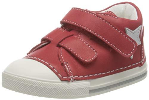 Däumling Unisex Baby Efna Sneaker, Pink, 21 EU
