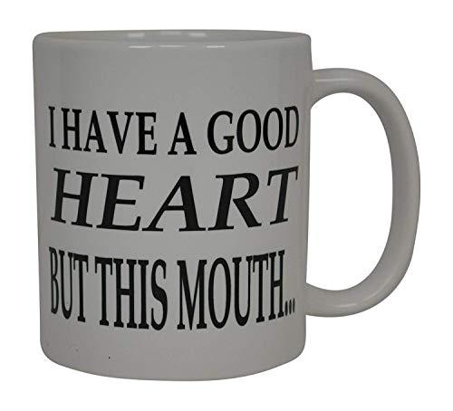 Maar deze Mondwater Novelty Cup Joke Grote Gag Gift Ideeën voor Mannen Vrouwen Office Werk Volwassen Humor Medewerker Boss Collega's 11 Oz Keramische Koffie Cup Nieuwigheid Vriend Kerstmis Cadeaumok