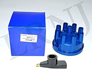 LAND ROVER DISCOVERY 1 1994-1995 V8 DISTRIBUTOR CAP AND ROTOR ARM PART: STC8368 & STC1857