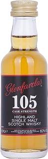 Glenfarclas 105 CASK STRENGTH Highland Single Malt Scotch Whisky 1 x 0.05 l