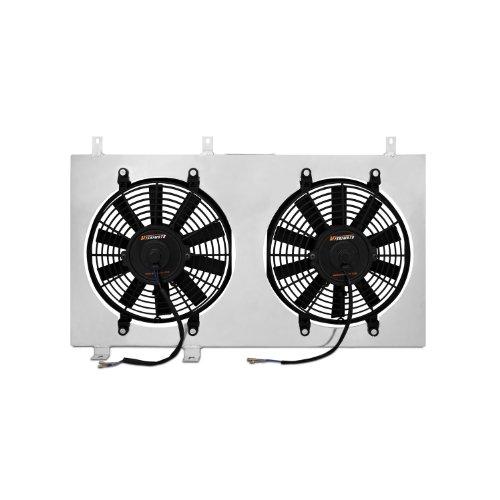 mishimoto mmfs-rx8 ? 04 Rendimiento Kit de ventilador sudario de aluminio