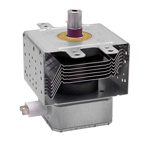 vhbw Tubo de magnetrón reemplaza Panasonic 2M291-M32 para Microondas