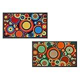 Giacomini & Gambarova Zerbino, Modello Flomat, 40 x 70 cm, Colori Assortiti