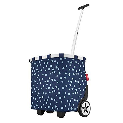 Reisenthel carrycruiser Spots Navy Einkaufstrolley Promo