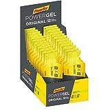 PowerBar PowerGel Original Lemon Lime 24x41g - High Carb Energy Gel + C2MAX Magnesio e Sodio