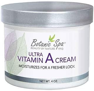 Botanic Spa Ultra Vitamin A Cream,4 oz