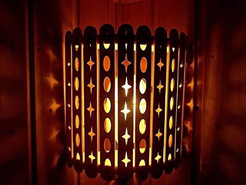Lampenschirm Saunalampe Sauna