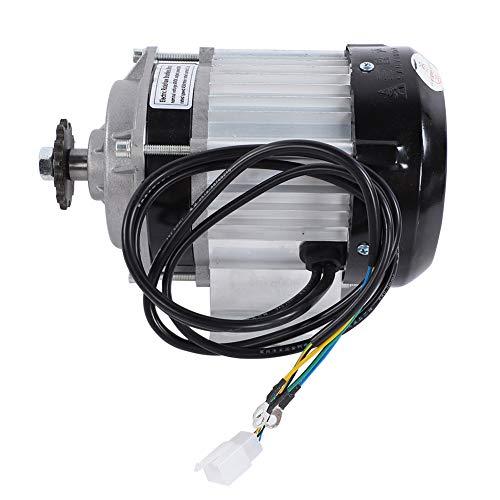 DAUERHAFT Kit de conversión de Motor de CC de 48 V y 800 W, Kit de conversión eléctrica, Controlador de Motor sin escobillas, Controlador de Onda sinusoidal, conversión de Motor de Bricolaje
