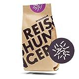 Reishunger Arroz Jazmin, arroz premium de grano largo de Tailandia - 1,8kg - variedad: arroz aromático Thai Hom Mali - variedad 100% pura - disponible en diferentes tamaños