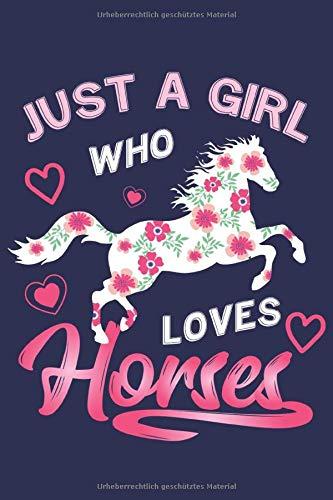 Reiten Notizbuch: Ein perfektes Geschenk für alle Pferde Fans und Liebhaber und Reiterinnen