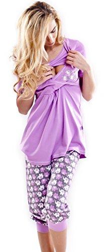 DN, Pyjama, PCB 5006, Orchid, Gr. S
