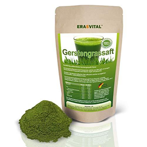 Gerstengrassaft Pulver 500 g Pulver LABORGEPRÜFT in Deutschland