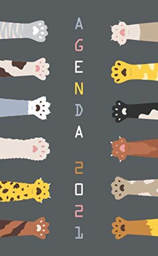 Agenda 2021 Patas de Gato - Animo Agenda: Agenda 2021 con...