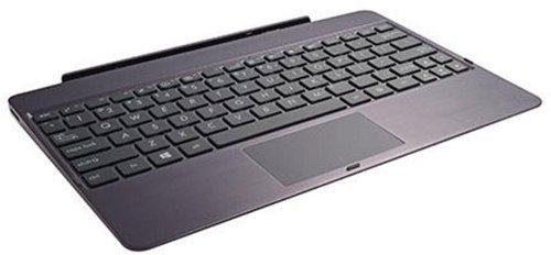 ASUS TF600 - Tastaturen für Mobilgeräte (Docking Connector, Asus VivoTab RT, Touchpad, Schwarz, Metallisch, Mini, Lithium Polymer (LiPo))