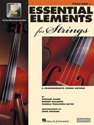 Essential Elements for Strings - Book 1...