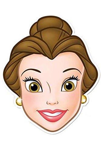 STAR CUTOUTS - Stsm57 - Masque pour Adulte Princesse Belle - Belle