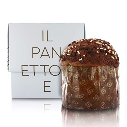 Cannavacciuolo Panettone Artigianale al Cioccolato gianduia - 500g