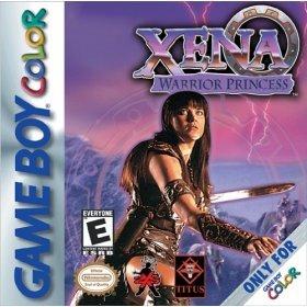 Xena Warrior Princess [Game Boy Color]