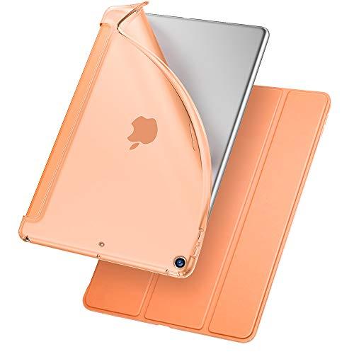 ESR iPad Mini 5 2019 ケース 軽量 薄型 PU レザー スマート カバー 耐衝撃 傷防止 ソフト TPU 背面 ケース...