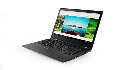 Lenovo 14' ThinkPad X1 Yoga 3rd Gen Touchscreen LCD 2 in 1 Ultrabook Intel Core i7 (8th Gen) i7-8550U Quad-core (4 Core) 1.8GHz 8GB LPDDR3 256GB SSD Windows 10 Pro 64-bit (English) Black, 20LD001KUS