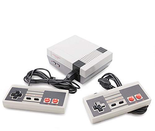 Consola de juegos retro - 620 juegos - 2 mandos
